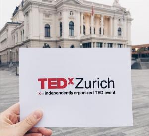 tedxzurich logo - zurich