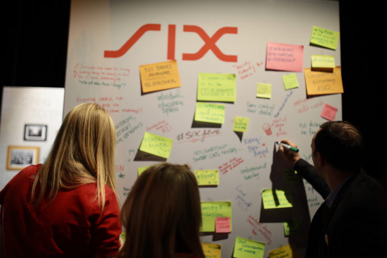 TEDxZurich Audience Experience