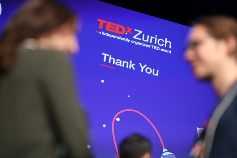TEDx Zurich Main Event 2018