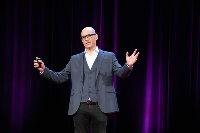 How to Win Election Campaigns in a Changing World   Louis Perron   TEDxZurich
