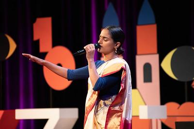 Musical Performance | Priya Ragu | TEDxZurich