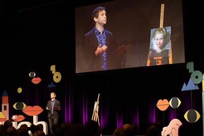 Behind the Art   Bob Sumner   TEDxZurich